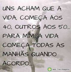 Quando a vida começa Peace Love And Understanding, Love Diary, Reflection Quotes, Simple Reminders, Love Life, Peace And Love, Insight, Math Equations, Thoughts