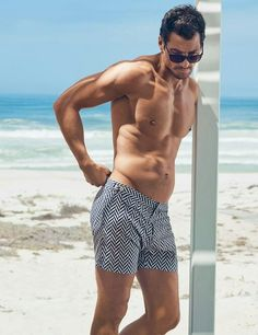 #New | David Gandy for @marksandspencer #GandyForAutograph Swimwear