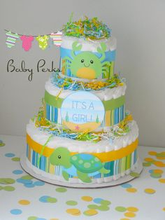 Under the Sea Baby shower Package   under the sea  Baby