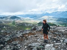 "Malin Kjølseth ☼ on Instagram: ""🏔🙋♀️ #tb"" Mountains, Nature, Travel, Instagram, Naturaleza, Viajes, Destinations, Traveling, Trips"