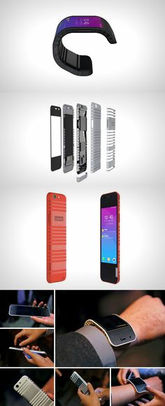 THE BENDY PHONES ARE COMING!! YANKO DESIGN
