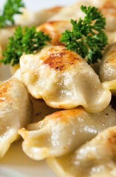 Low FODMAP Recipe and Gluten Free Recipe - Pierogi http://www.ibs-health.com/low_fodmap_pierogi.html
