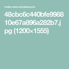 48cbc6c440bfe998810e67a896a282b7.jpg (1200×1555)