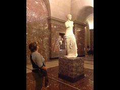Statue of the Venus de Milo, Louvre Paris France, Louvre, Museum, Statue, Instagram Posts, Painting, Art, Venus De Milo, Artworks