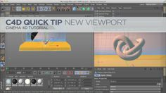 Cinema 4D Quick Tip 5 - Make A Custom Viewport For Rendering on Vimeo