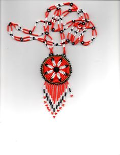 native american beadwork by deancouchie on Etsy, $56.00