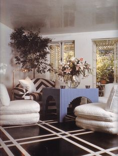 DESIGN | Angelo Donghia at Home.