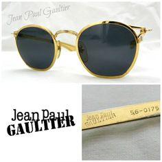 a48bdd56d5 Vintage 1990 s Jean Paul Gaultier sunglasses. Rare model 56-0175