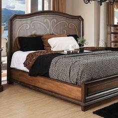 Furniture Of America Emmaline Eastern King Bed CM7831EK