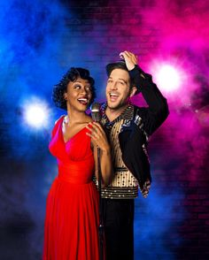 Matt Cardle and Beverley Knight in Memphis production closed 30 October 2015 - one of the best musicals I've ever seen.
