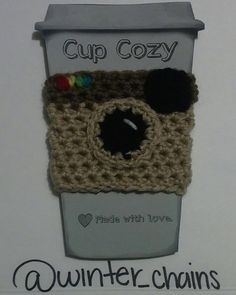 #cupcozy #instacrochet #ig #crocheted #handmade by winter_chains