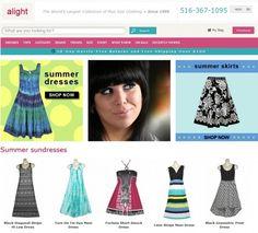 Clothing Websites