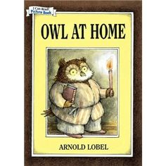 Owl At Home by Arnold Lobel and Owl Crafts to Do After Reading