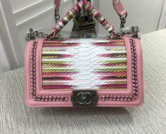 Chanel Spring Summer 2017 Seasonal Bag Collection   Bragmybag