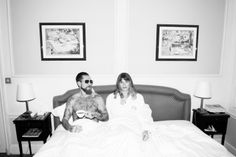 Justin O'Shea & Veronika Heilbrunner - The Coveteur