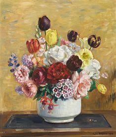Nora Heysen - Spring Bouquet, 1956