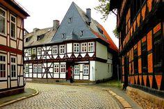Goslar - Harz, Germany - Besuche diesen und weitere schöne Ort mit Hilfe unserer kostenlosen Harz-App von Das Örtliche! www.harz-app.de