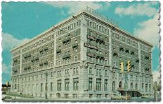 Historic Sites of Manitoba: Royal Alexandra Hotel / Canadian Club of Winnipeg War Memorial (Higgins Avenue, Winnipeg) Canada 150, Historical Sites, Main Street, Continents, 1960s, Nostalgia, Childhood, Around The Worlds, Memories