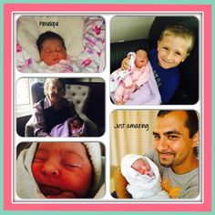 My Son and Grandchildren
