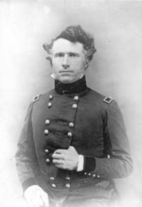 Presidents in uniform: Franklin Pierce, US Army Brigadier General during the Mexican American War.