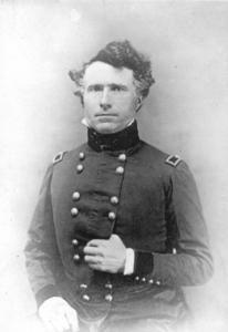 Presidents in uniform: Franklin Pierce, US Army Brigadier General during the Mexican American War.