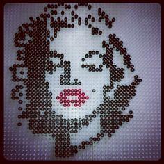 Marilyn Monroe Pyssla