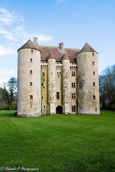Château de Chevenon, Chevenon, Burgundy.  I have been to every other place on this board except this one-looks interesting.