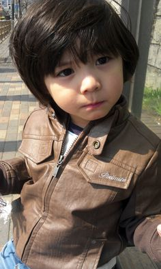 korean kid handsome baby boy.. can you be mine? :)