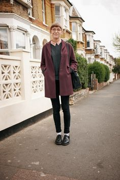 CLASSIC FAWN STYLE | Preppy Chic | Doc Martens |