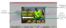Check out ten of the best email capture pop-ups we've seen each with a different design element to focus on and replicate on your site. Best Email, Online Marketing, Marketing Products, Digital Strategy, Pop Up, Clever, Social Media, Design, Blog
