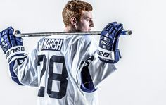 Marsh Grabs Big Ten Second Star of the Week - Ice Hockey - Penn State University Official Athletic Site