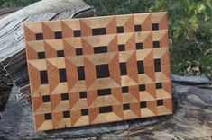 illusion cutting board - Google Search
