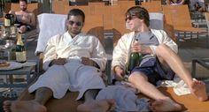 Aziz Ansari and Jesse Eisenberg