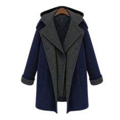 Zeagoo® Damen Wollmantel Trench Mantel mit Kapuze Jacke Outwear Zeagoo http://www.amazon.de/dp/B00P0OGZLO/ref=cm_sw_r_pi_dp_K0vNub0QK6P29