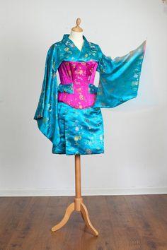 """Résultat de recherche d'images pour """"kimono corset"""""""