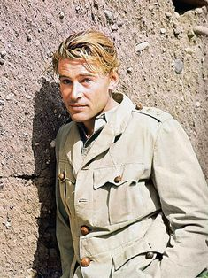 holdhard:  Peter O'Toole during the filming of Lawrence of Arabia
