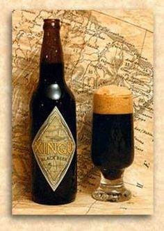 Xingu Black Beer is named after the Xingu River, in the Amazon Rainforest. Description from picklesandroosters.com. I searched for this on bing.com/images