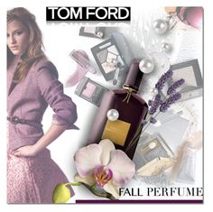 """What's Your Fall Fragrance?"" by barbarela11 ❤ liked on Polyvore featuring beauty and Tom Ford"
