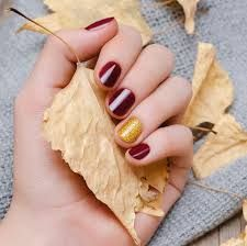 58 Best September Nails Color In 2020 Cute Nails For Fall September Nails Nail Colors