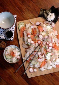 Plancha #riz #poisson frais !