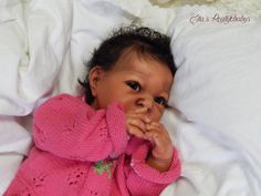 Ethnic Baby Thandie by Adrie Stoete