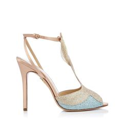 Charlotte Olympia sth. blue
