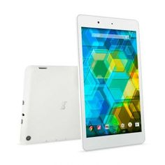 bq Edison 3 Mini Blanca Wifi 8'' | Tablet | Encuéntrala en la tienda online todoparaelpc.es