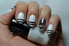 Hunger Games Nail Art Series - The Capitol