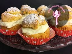 Képviselőfánk muffin – Sylvia Gasztro Angyal