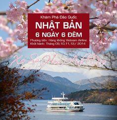 Tour Du Lịch Nhật 6N6D Tokyo – Hakone – Fuji Mount – Nagoya – Kyoto – Osaka