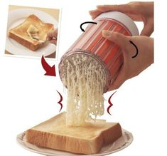 Butter Cheese Grater, Simply Genius!