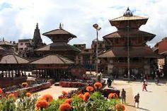 Durban Square, Kathmandu, Nepal