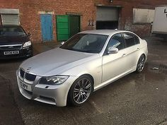 eBay: 2006 BMW 320D M SPORT AUTO - NOT DAMAGED OR SALVAGE - DRIVE AWAY - GREAT CAR #carparts #carrepair