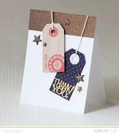 Call Me, Thank You (*main card kit only*) by sideoats at Studio Calico
